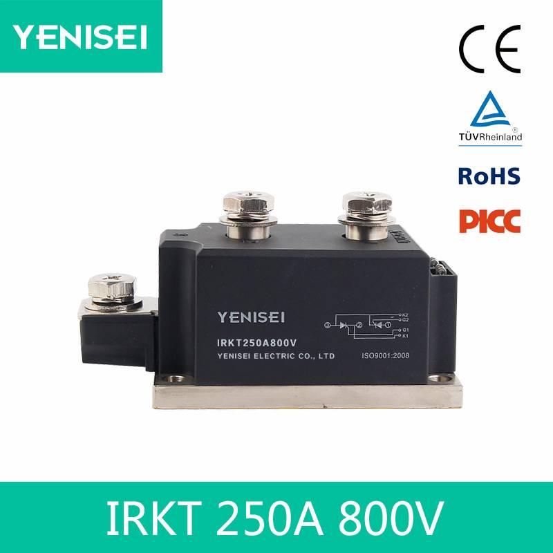 IRKT250  800V  thyristor module