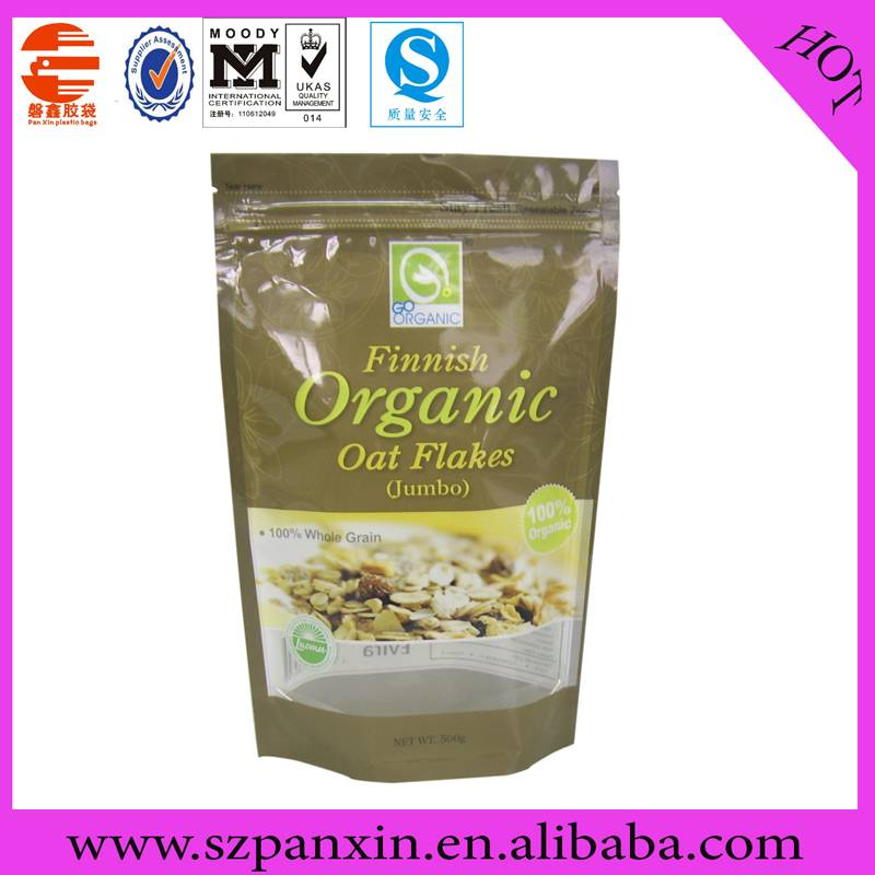 stand up plastic bags wholesale