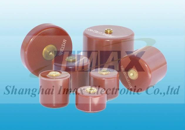 50KV 560pf High voltage doorknob capacitor