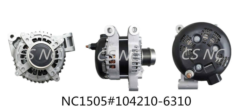 Denso Alternator NC1505 (12V 170A 104210-6310)