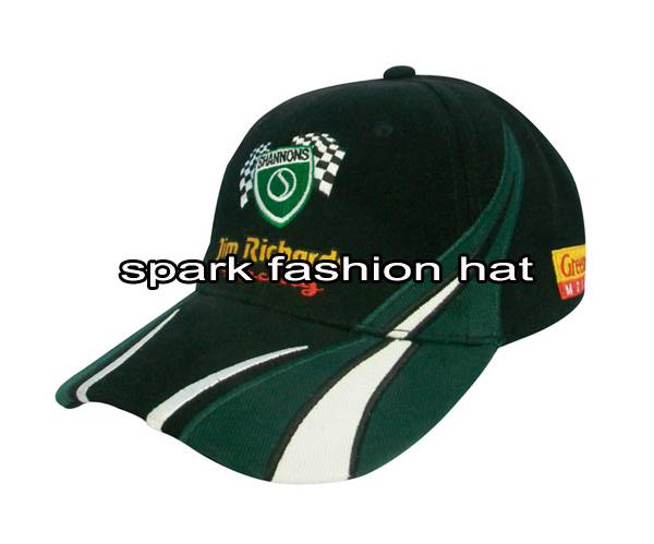 Customize high quality sports patchwork cap