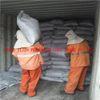 High quality steel making/casting used Graphitized petroleum coke