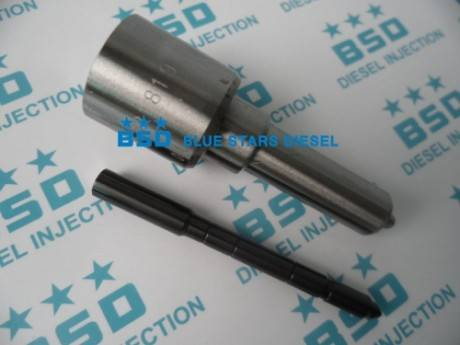 High Quality Bosch Common Rail Nozzle DLLA152P1819 / 0433172111 With Black Needle