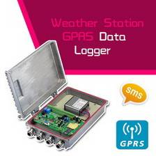 Weather Station GPRS Data Logger