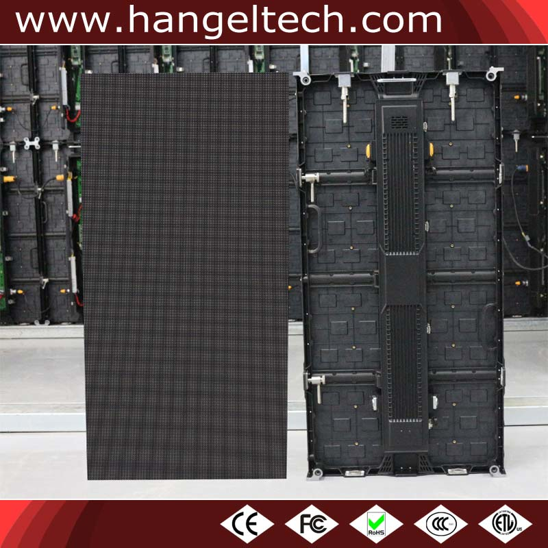 Produce P3.91mm Outdoor Weather Proof Rental LED Video Display for Events - 500x1000mm Cabinet