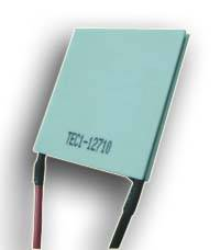 Thermoelectric Cooling Modules: TEC1-12715