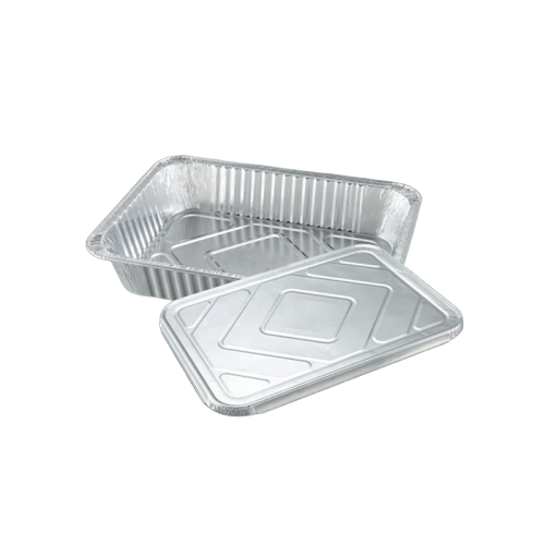 baking use aluminum foil containers