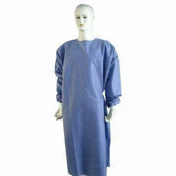 disposable non wovne Surgical Gown