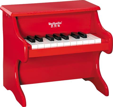 18 key cheap kids wooden piano toy for sale