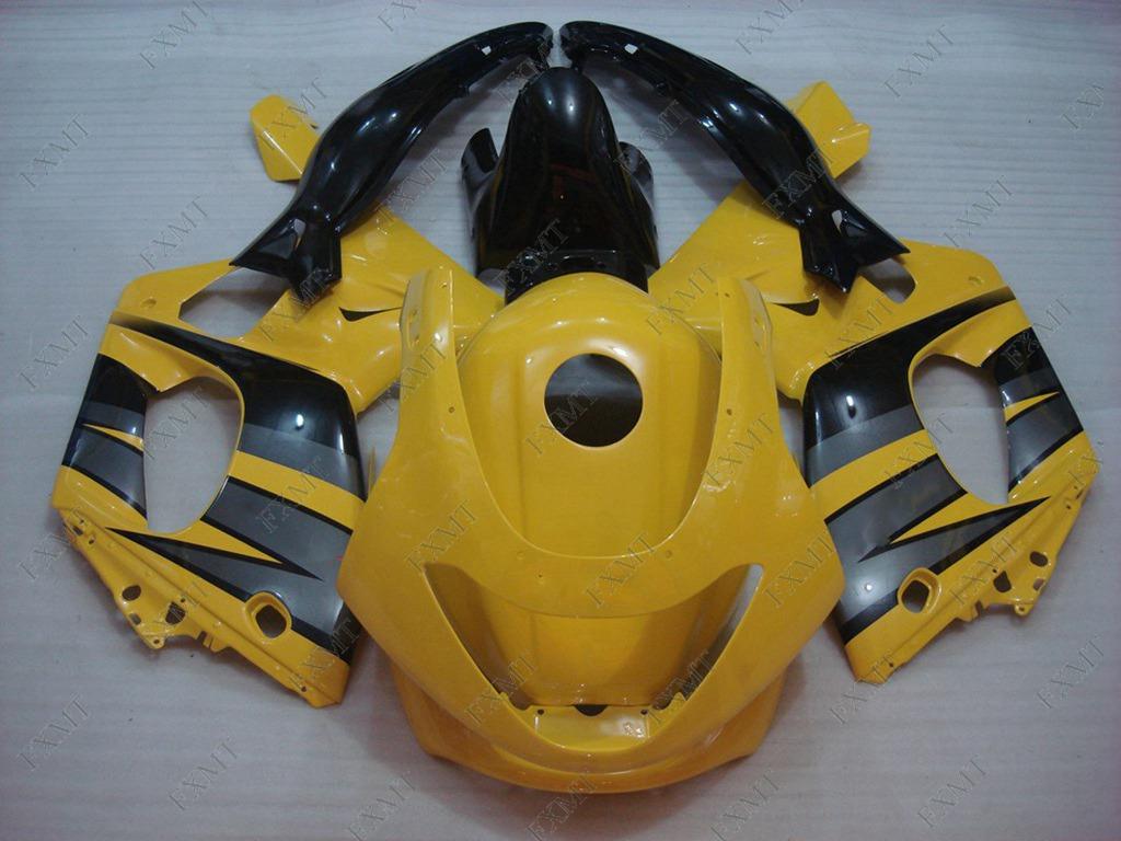 YZF-600R-Thundercat 1996 to 2007 sport bike abs aftermarket bodywork Original Yello Black replacemen