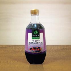 Pesticide-free Korean Raspberry Extract