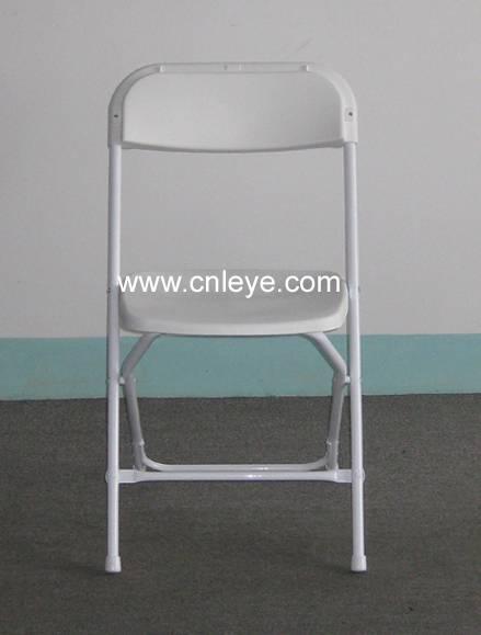metal/plastic folding chair