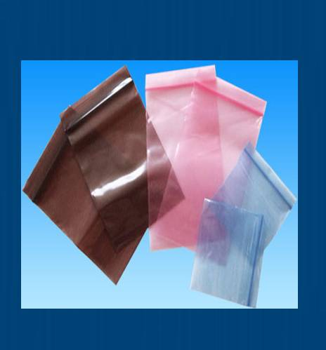 Anti static Zip Lock Bags