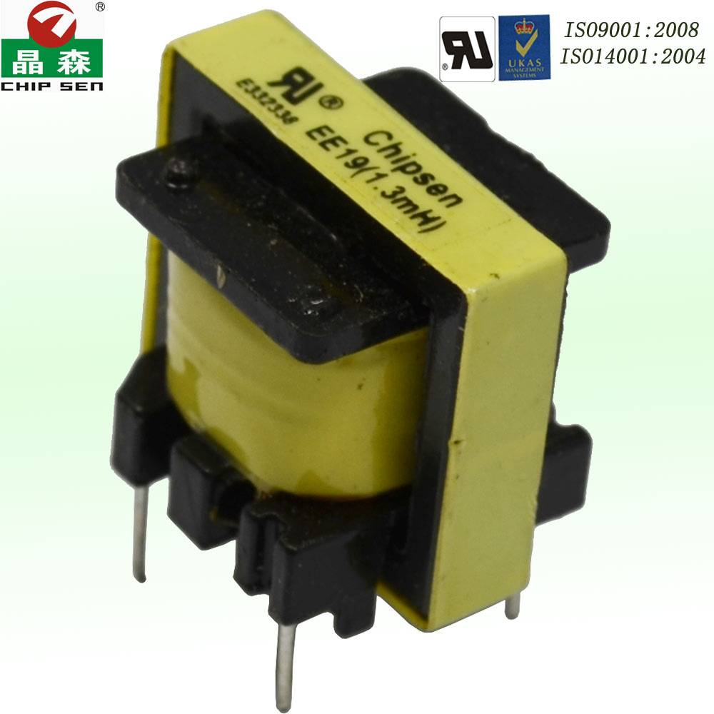 EE19 smps single phase high frequency flyback transformer