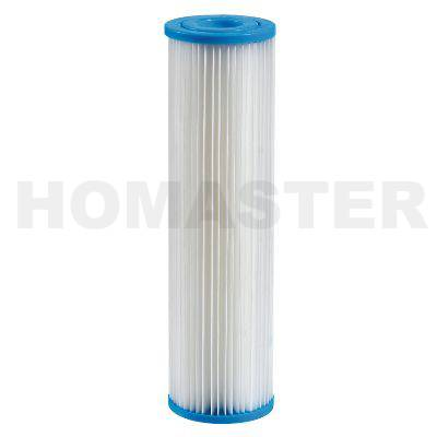 pleated cellulose filter cartridge