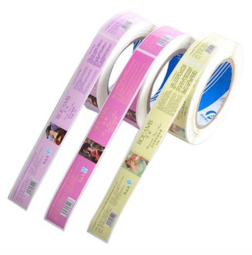 Paper/PVC/Vinyl/PET Slef Adhesive Label/Sticker Printing