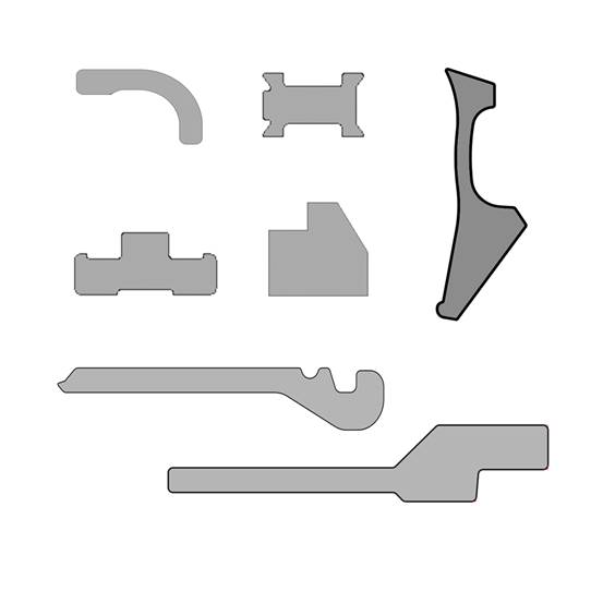 Special Section Steel or Profile Steel