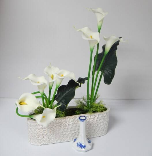 PU Calla lily arrangement