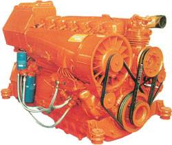 DEUTZ FL912 & FL913 Series Diesel Engine For Engineering Machinery
