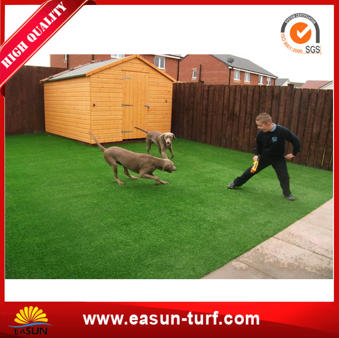 SGS Certificate Artificial Fake Grass for Landscaping-MY