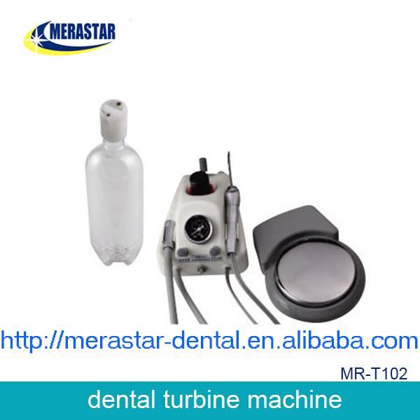 MR-T102 dental instrument dental equipment turbine machine(plastic )