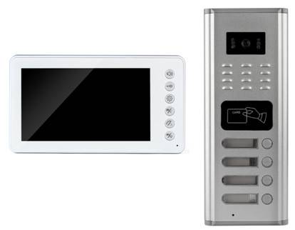 Multi-family Building Video Door Phone System
