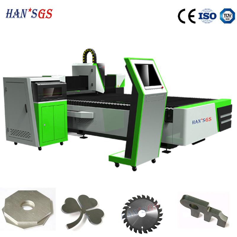 140m/Min High Speed Fiber Laser Cutter (GS-LFD3015)