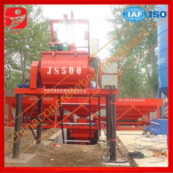 Professional technical top sale HZS25 concrete batching plant
