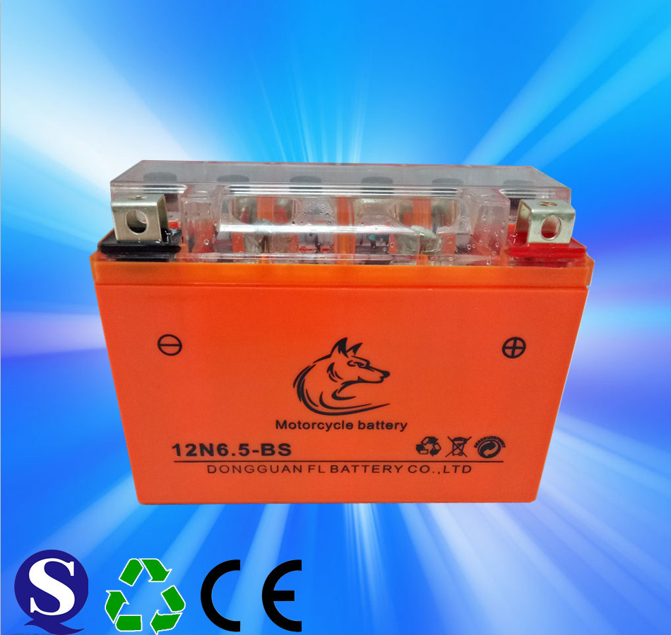 Long service life 12N serie gel battery for motorcycle