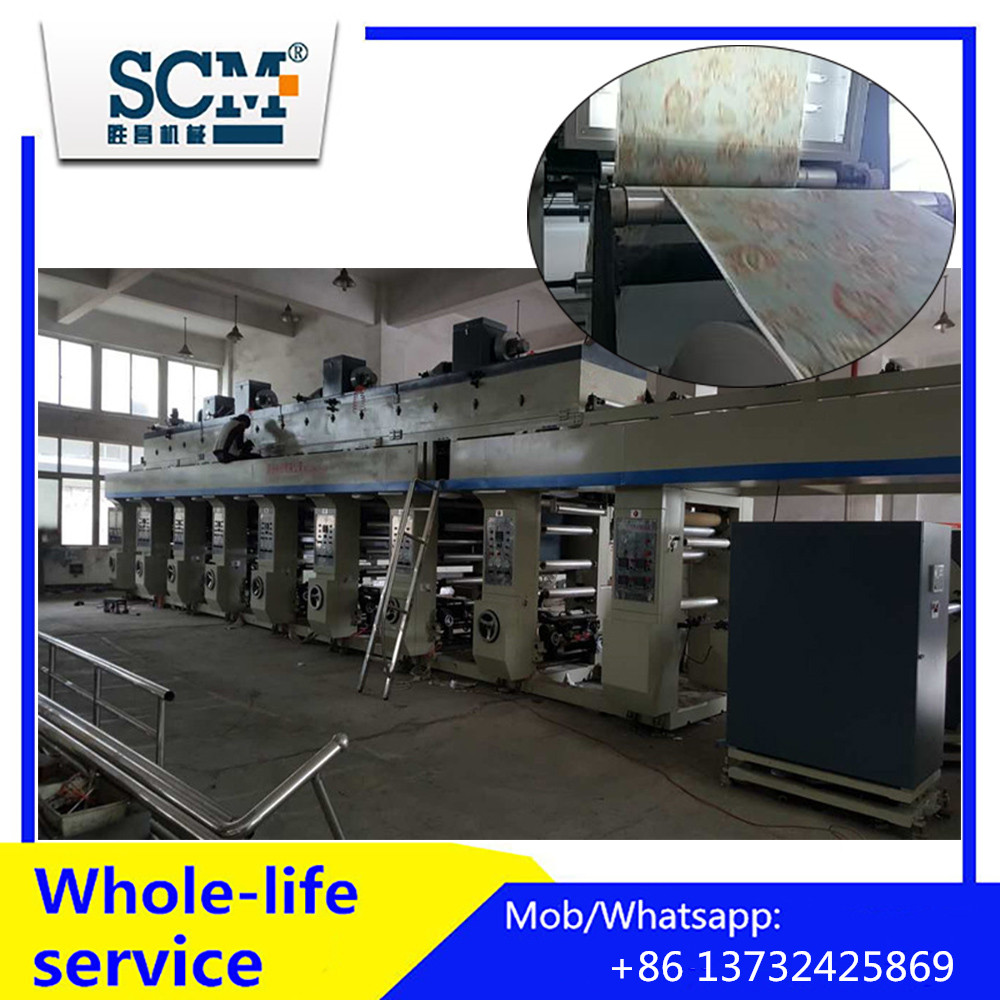Automatic Wallpaper Making Machine /Wallpaper Production Line