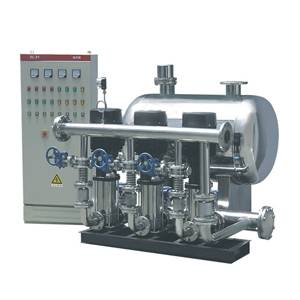 LYCW Non-negative Pressure Water Supply Equipment