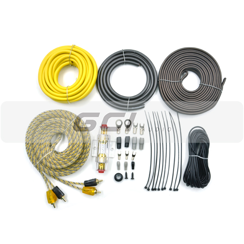 Amplifier wiring kit
