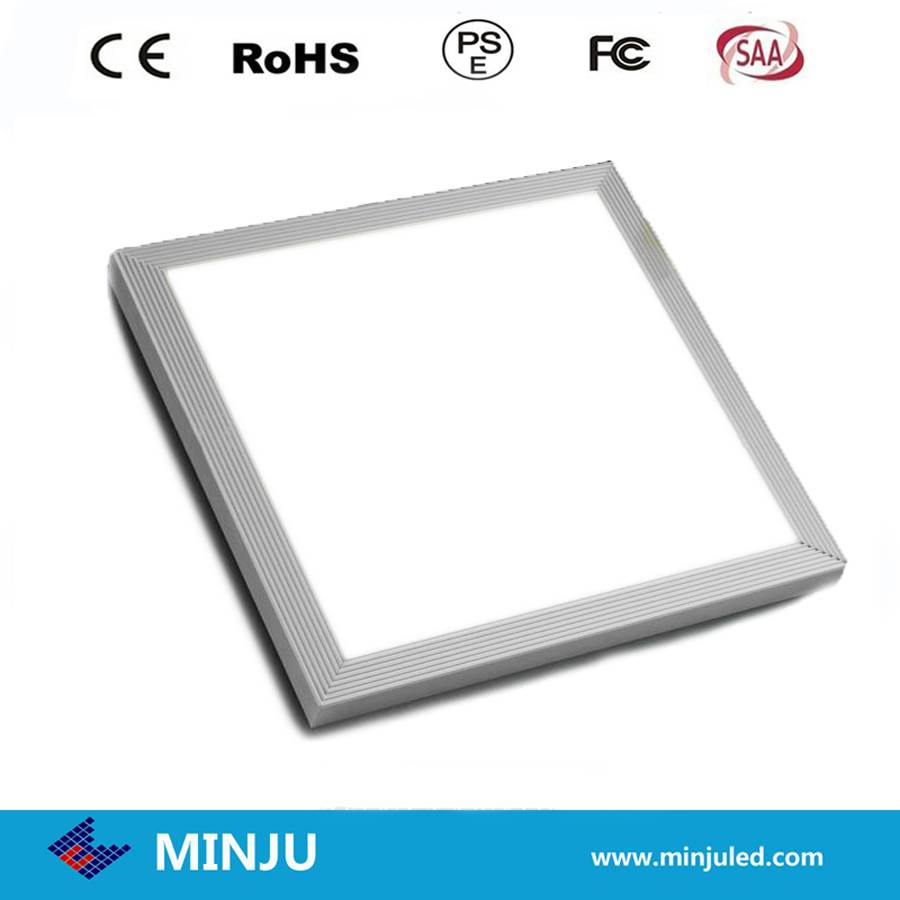 600x600x12mm direct -lit lighting led panel light NO flicker.CRI>80