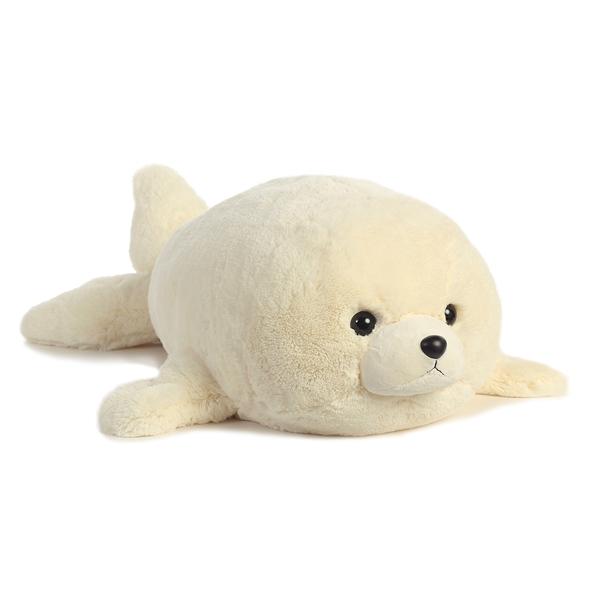 Customized Design Cuddly Cartoon Plush Stuffed Seal