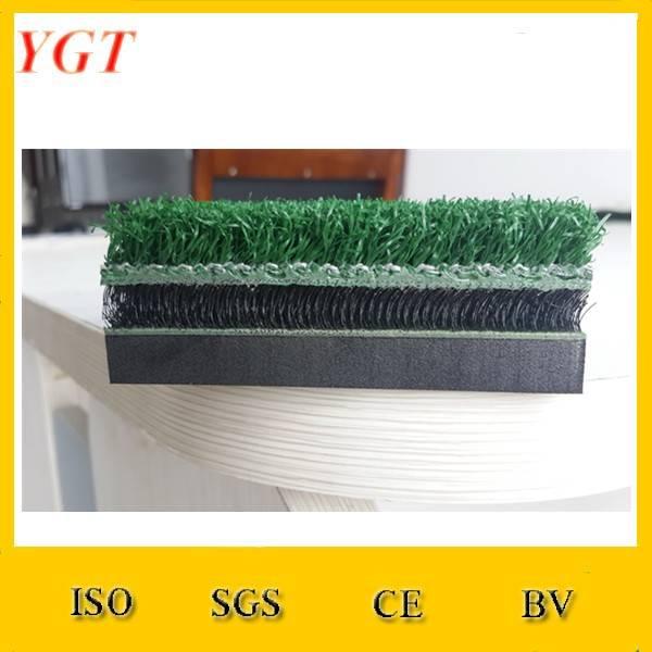 Golf mat -AB system realistic golf hitting mat factory golf driving mat manufacturer