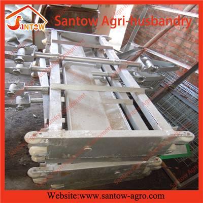 Chicken Farm Use Manure Removal Machine