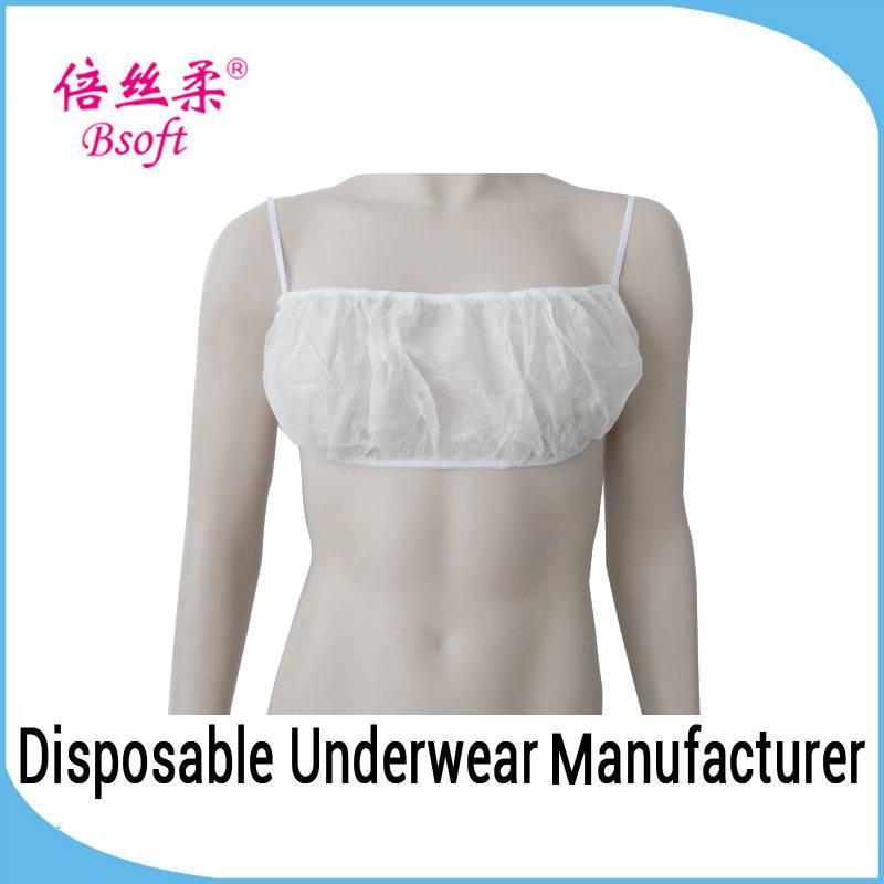 Nursing Bra 100% pp Disposable Non woven Bra for women