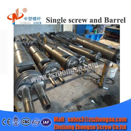 Zhoushan Film Blown Conical Twin Screw Barrel Manufacturer