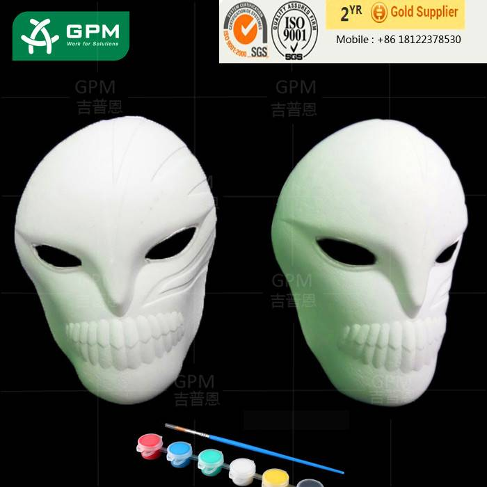 Wholesale 100% Handcraft Paper mask for masquerade ball decorations
