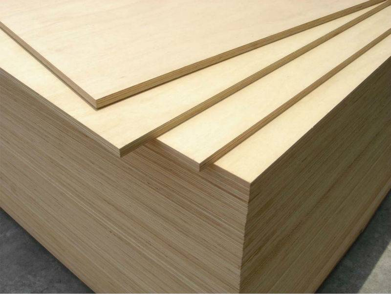 supply all types of plywood products hpl plywood melamine plywood