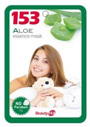 Beauty 153 Aloe Mask