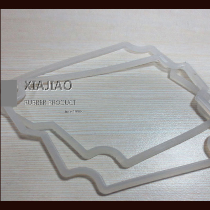 silicone gasket rubber sealing