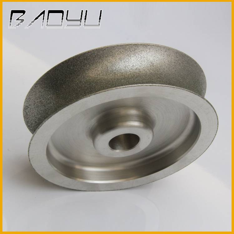 Curve and Concave Diamond Grinding Wheel for Gemstone