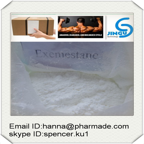 Exemestane Intermediate anabolic raw powders