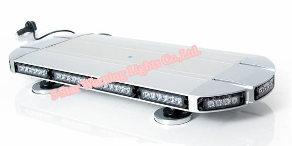 LED Mini Lightbar for emergency vehicle