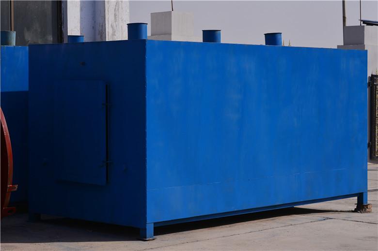Dry distillation carbonization furnace for sale