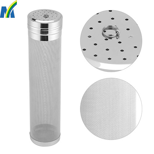 300 Micron STAINLESS STEEL MESH HOP FILTER HOP STRAINER
