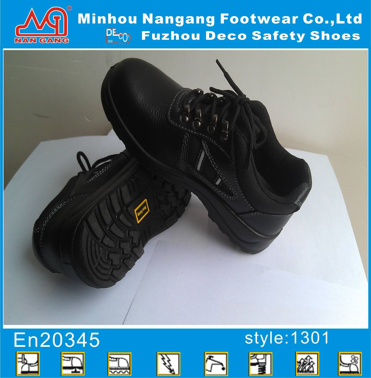 safety shoes/worker shoes/Industrial shoes/boot