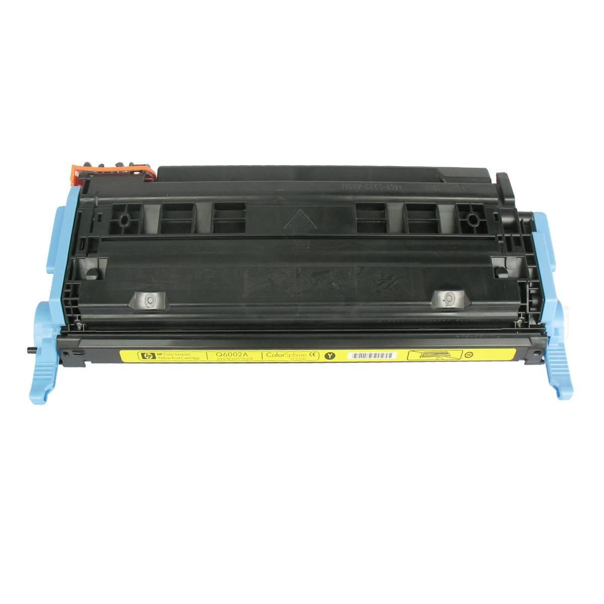 Remanufactured 124A HP Laserjet Q6000A Toner Cartridge Black