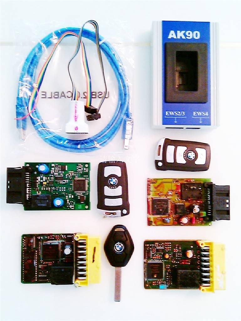 AK90 Key Programmer BMW AK90 Key Programmer